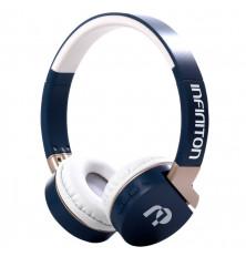Auriculares inalámbricos INFINITON HS-B520 - Azules,...