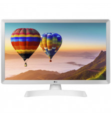 "TV-Monitor LED 24"" LG 24TN510S-WZ - Blanco, HD Ready,..."