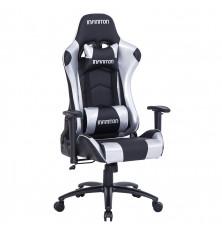 Silla gaming INFINITON G-SEAT-23 - Plata