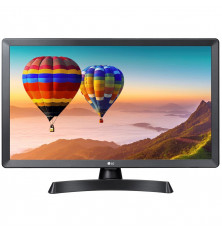 "TV-Monitor LED 24"" LG 24TN510S-PZ - Negro, HD Ready,..."