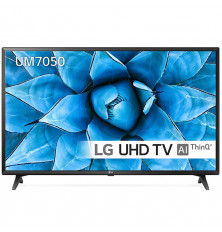 "TV LED 49"" LG 49UM7050 - 4K UHD, Smart TV, Inteligencia..."