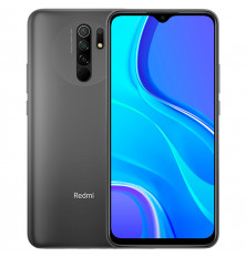 "Smartphone XIAOMI REDMI 9 - Gris, 64GB/4GB, 6.53"", Cámara..."