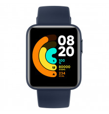Smartwatch XIAOMI Mi Watch Lite - Azul, Pantalla a color...