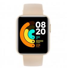 Smartwatch XIAOMI Mi Watch Lite - Blanco, Pantalla a...