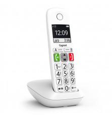 Teléfono Inalámbrico GIGASET E290 - Blanco, Teclas...