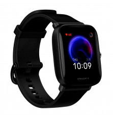 Smartwatch Xiaomi AMAZFIT BIP U - Negro, Bluetooth 5.0,...