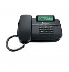 Teléfono GIGASET DA611 - Negro, con cable