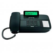 Teléfono GIGASET DA710 - Negro, con cable