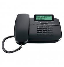 Teléfono GIGASET DA610 - Negro, con cable