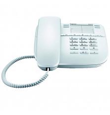 Teléfono GIGASET DA410 - Blanco, con cable