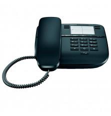 Teléfono GIGASET DA310 - Negro, con cable