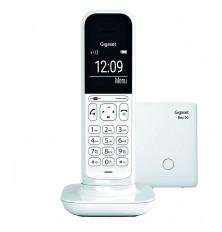 Teléfono Inalámbrico GIGASET CL390 - Blanco, Manos...