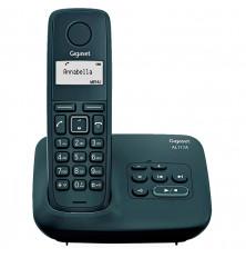 Teléfono Inalámbrico GIGASET AL117A - Negro, Manos...
