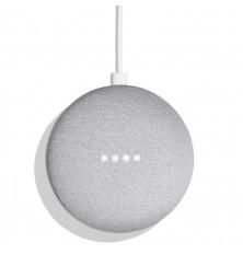 Altavoz inteligente GOOGLE NEST MINI - Tiza (gris claro)