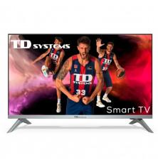"TV LED 32"" TD SYSTEMS K32DLJ12HS - HD Ready, SMART TV,..."