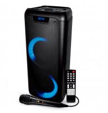 Altavoz Karaoke INFINITON K91 - 90W, Bluetooth, TWS, USB,...