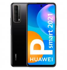 "Smartphone HUAWEI P SMART 2021 - Negro, 128GB/4GB, 6.67"",..."