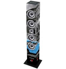 Altavoz torre INFINITON ST-62 - Roma, 60W, Bluetooth,...