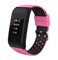 Pulsera deportiva INFINITON FITWATCH GPS - Rosa