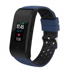 Pulsera deportiva INFINITON FITWATCH GPS - Azul