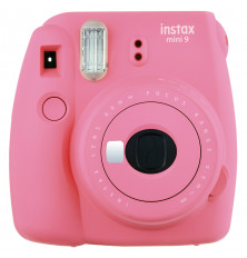 Cámara instantánea FUJIFILM INSTAX MINI 9 - Flamingo Pink
