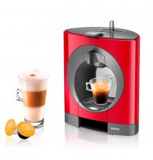 Cafetera KRUPS KP1105 Nescafé Dolce Gusto Oblo - Roja,...