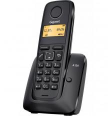 Teléfono Inalámbrico GIGASET A120 - Negro, Agenda 50...