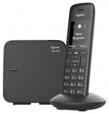 Teléfono Inalámbrico GIGASET C570 COMFORT - Negro, Manos...