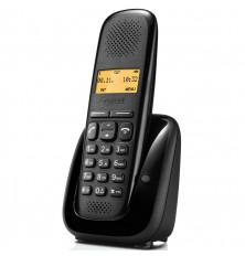 Teléfono Inalámbrico GIGASET A250 - Negro, Manos Libres,...