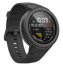 Smartwatch XIAOMI AMAZFIT VERGE - Negro, 1.3'' Táctil,...