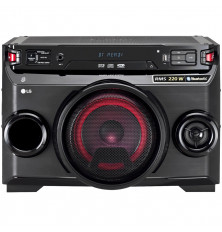 Microcadena LG XBOOM OM4560 - 220W, Bluetooth, USB, Karaoke