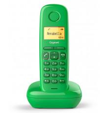 Teléfono Inalámbrico GIGASET A170 - Verde, Agenda 50...