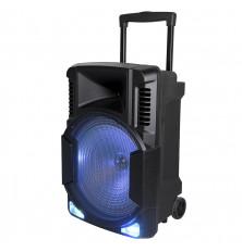 Altavoz Karaoke INFINITON K90 - 90W, Bluetooth, USB, SD,...