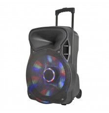 Altavoz Karaoke INFINITON K150 - 150W, Bluetooth, USB,...
