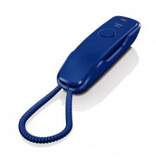 Teléfono sobremesa con cable GIGASET DA210 - Azul,...