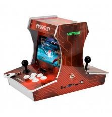 "Máquina Arcade INFINITON VERSUS - 2 pantallas 10.1"",..."