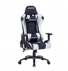 Silla gaming INFINITON G-SEAT - Silver