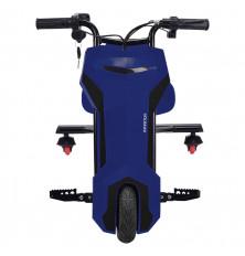 Triciclo eléctrico INFINITON CRAZY BIKE SUP - Azul-Negro,...