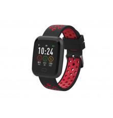 Reloj deportivo INFINITON NWATCH - Negro&Rojo