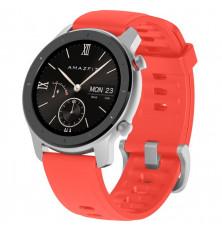 Smartwatch XIAOMI AMAZFIT GTR 42mm - Rojo, 1.2'' AMOLED,...