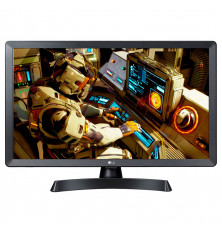 "TV-Monitor LED 24"" LG 24TL510S-PZ - HD, SmartTV Wifi,..."