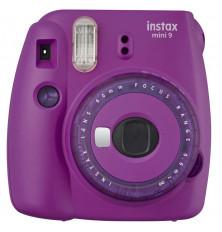 Cámara instantánea FUJIFILM INSTAX MINI 9 - Clear Purple