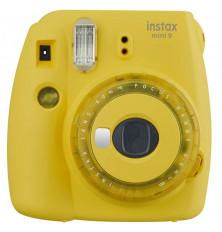 Cámara instantánea FUJIFILM INSTAX MINI 9 - Clear Yellow