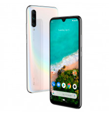"Smartphone XIAOMI MI A3 - Blanco, 128GB/4GB, 6"",..."