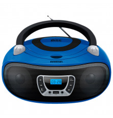 Reproductor CD/MP3 INFINITON MPCD-BT94 - Azul, Bluetooth,...