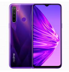 """Smartphone REALME 5 - Púrpura, 128GB/4GB, 6.5"""",..."""