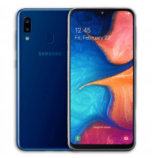 Smartphone SAMSUNG GALAXY A20 SM-A202F - Azul, 32GB/3GB,...