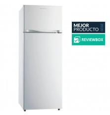Frigorífico MILECTRIC RFD-212B - Blanco, 208 litros, A+